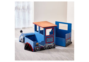 """Teamson Kids - Train Desk and Bench Set"" - Childhood Home - kids bedrooms & play spaces"