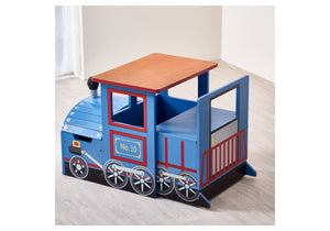 Teamson Kids - Train Desk and Bench Set - Childhood Home - kids bedrooms & play spaces