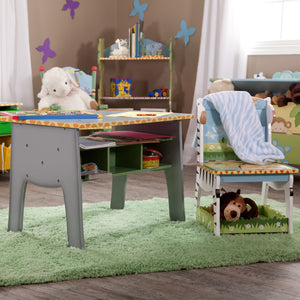 Fantasy Fields - Sunny Safari Chair - Childhood Home - kids bedrooms & play spaces
