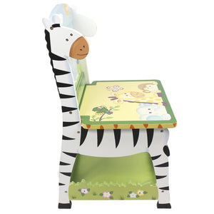 """Fantasy Fields - Sunny Safari Chair"" - Childhood Home - kids bedrooms & play spaces"