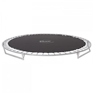 Plum 2.43 Metes (8ft) In-Ground Trampoline with Cover - Childhood Home - kids bedrooms & play spaces