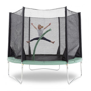 Plum 3.05m (10ft) Space Zone V3 Trampoline with Safety Enclosure - Childhood Home - kids bedrooms & play spaces