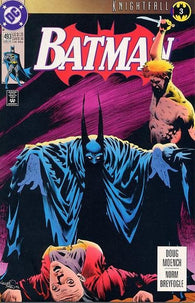 Batman #493 by DC Comics