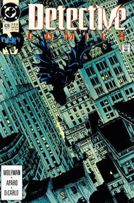 Batman: Detective Comics #626 by DC Comics