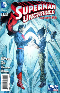 Superman Unchained #5 by DC Comics