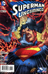 Superman Unchained #6 by DC Comics