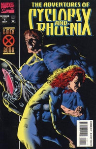 Adventures Of Cyclops And Phoenix #1 by Marvel Comics