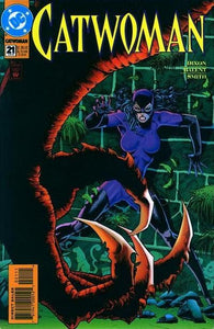 Catwoman #21 By DC Comics