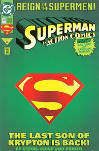 Action Comics #687 by DC Comics