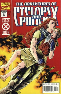 Adventures Of Cyclops And Phoenix #3 by Marvel Comics