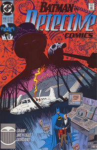 Detective Comics #618 by DC Comics
