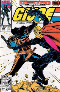 G.I. Joe #118 by Marvel Comics
