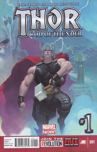 Thor God Of Thunder #1 by Marvel Comics