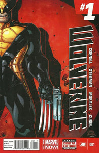 Wolverine #1 By Marvel Comics