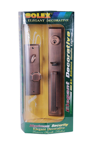 Solex Entrance Handle Lock Set 3862 AC
