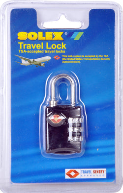 Solex TSA Travel Lock
