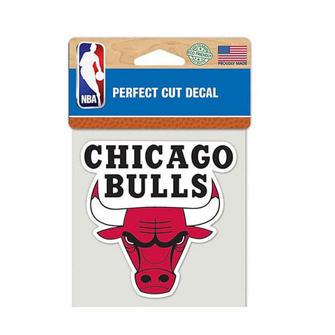 Chicago Bulls Perfect Cut Decal