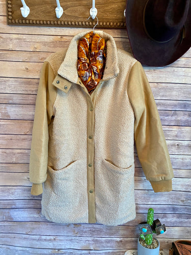 The wooly whiskey jacket