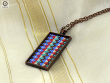 Saree Border Pendant Two