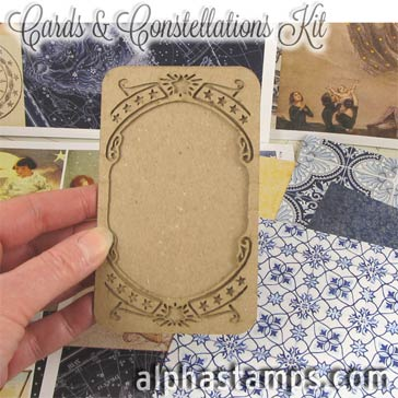 Cards & Constellations Kit - August 2017