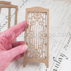 Folding Screen Fretwork Insert