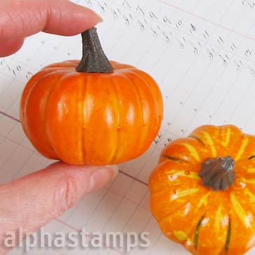 2 Inch Mini Pumpkins