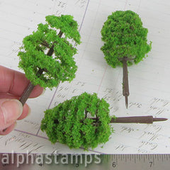 3.5 Inch Tall Trees