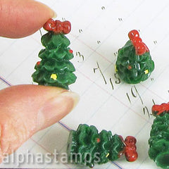 3D Resin Christmas Tree*