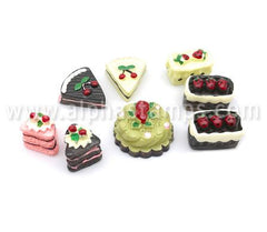 8 Piece Set Miniature Desserts