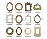 Antique Frames Set Download