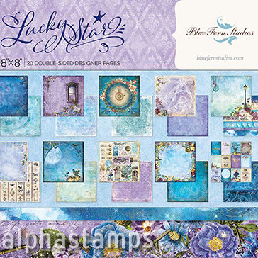 Lucky Star 8x8 Paper Pack