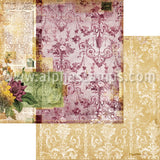 Eclectic Charm Reflections Scrapbook Paper