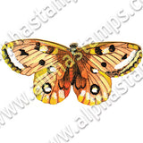 Butterfly Wings Half Sheet