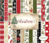 Carta Bella Christmas 6x6 Paper Pad