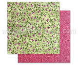 Spring Bloom Scrapbook Paper Set*