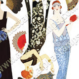 Deco Dames Collage Sheet