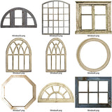 Shabby Architecture Set Download