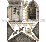 Ghostmore Manor Collage Sheet Set