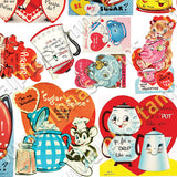 Hey Sugar Valentines Collage Sheet