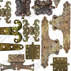 Hinges Collage Sheet