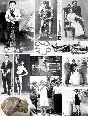 Houdini Collage Sheet