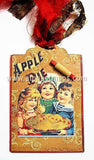 A Apple Pie Collage Sheet