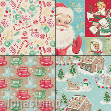 Jingle 12x12 Paper Set*