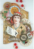 Gypsy Beauty Collage Sheet