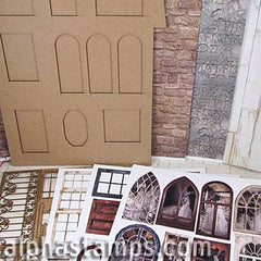 Large Haunted House Add-On Kit