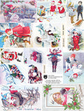 Let it Snow Collage Sheet