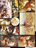 Maenads Collage Sheet
