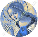 Medium Angel Tins - Half Sheet
