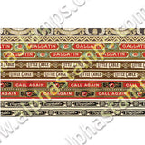 Mini Cigar Box Trims Collage Sheet
