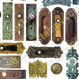 Mini Hardware Collage Sheet